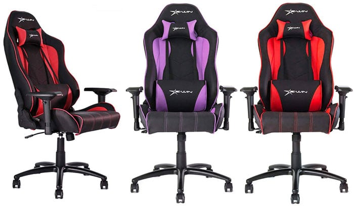 Ewin affordable gaming chair