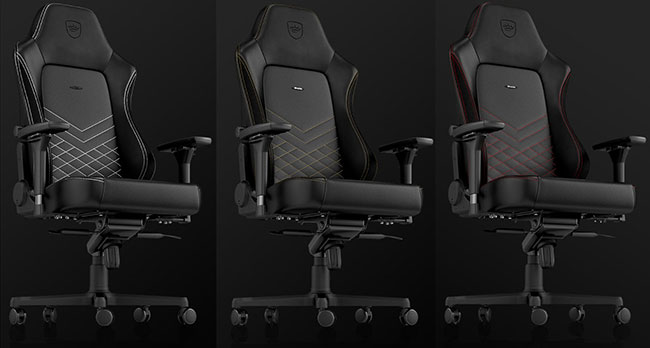 Noblechairs HERO gaming chairs