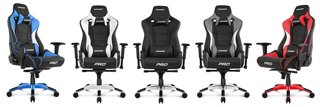 Master Series Pro color options