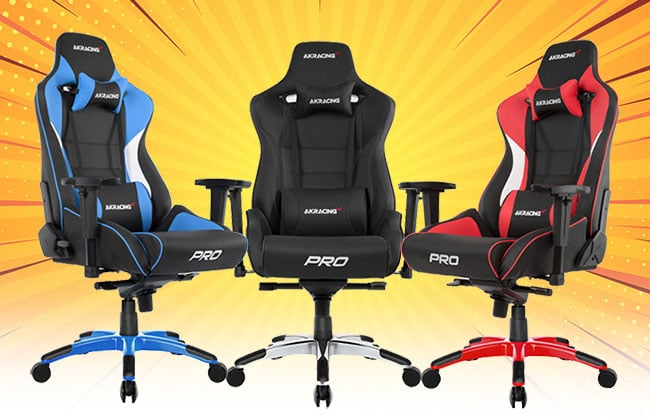 AKRacing Master Series