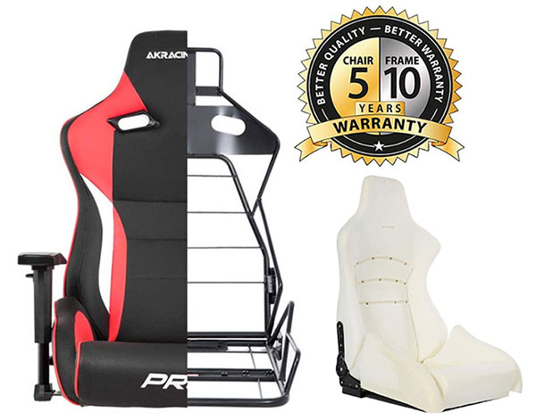 AKRacing Master Series Pro expensive gaming chair Warranty