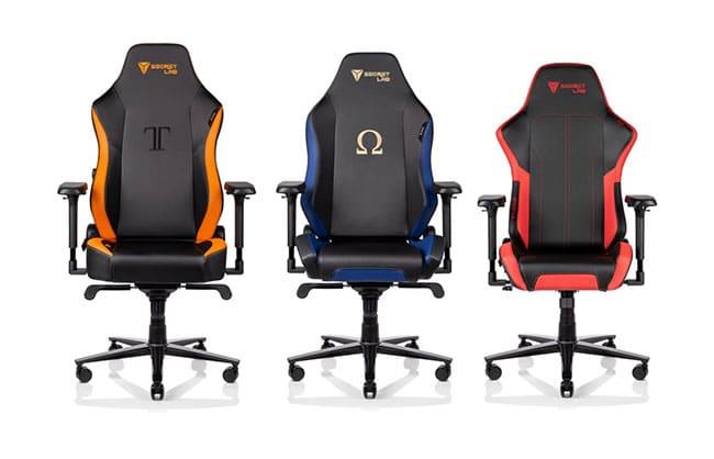 Secretlab gaming chair brand review