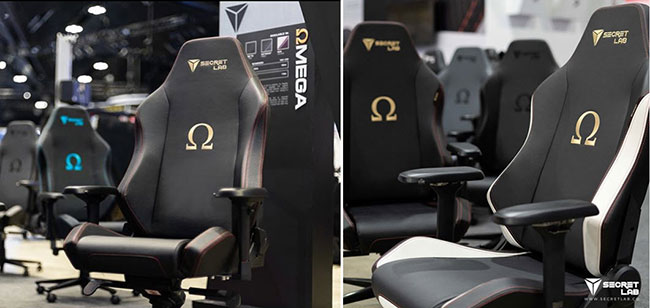 Secretlab Omega chair review