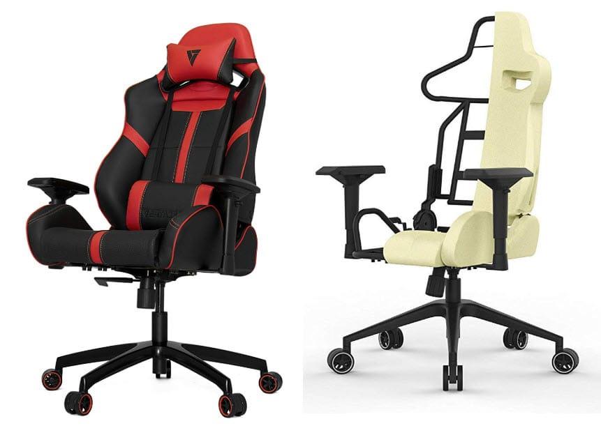 Vertagear SL5000 gaming chair padding