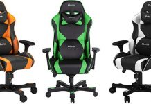 Premium high end gaming chairs