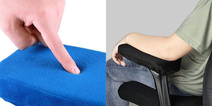 Aloudy armrest covers