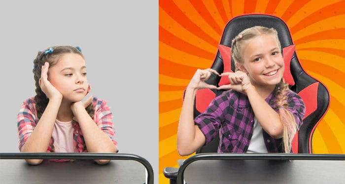 Gaming chair benefits for kids