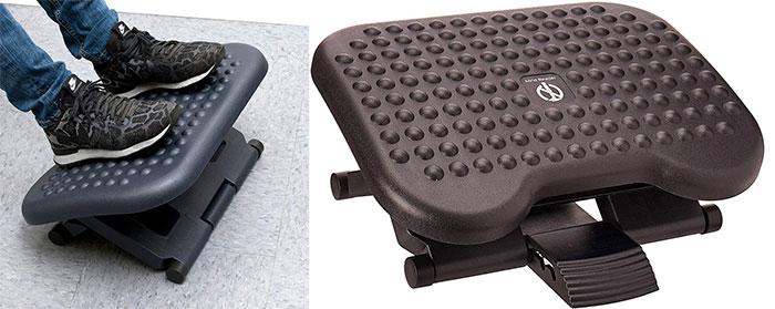 Mind Reader ergonomic footrest