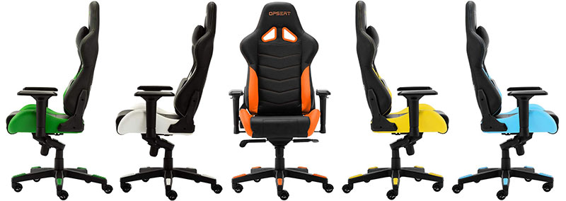 OPSEAT color options