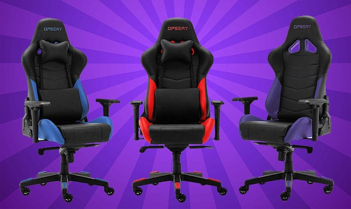 OPSEAT gaming chairs