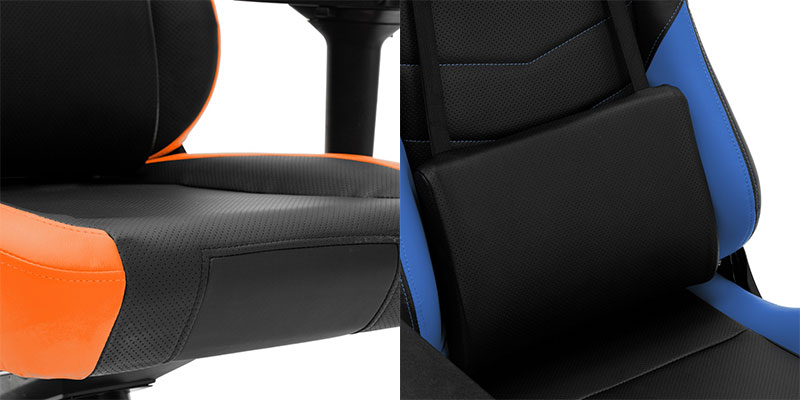OPSEAT upholstery