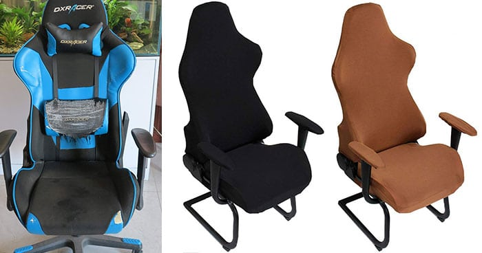 Gaming chair slipcover