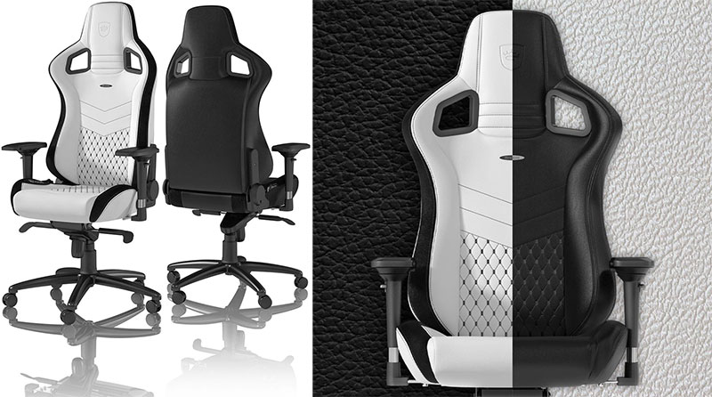 Noblechairs EPIC positives
