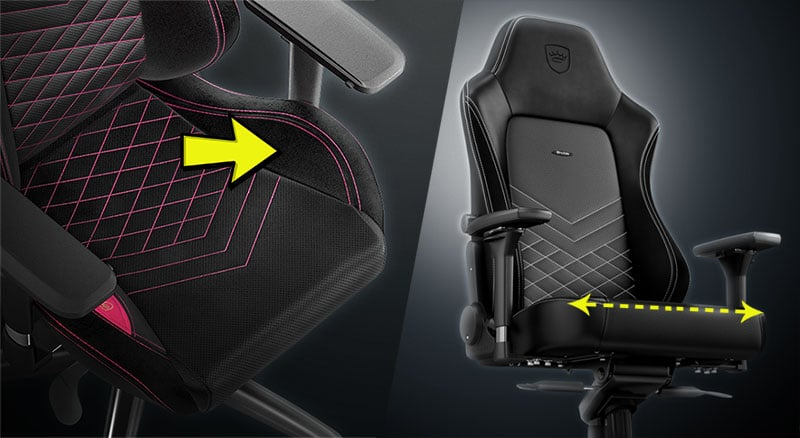 EPIC vs HERO seat style