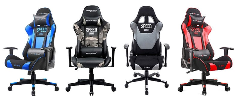 GTRacing GT000 Series gaming chair review