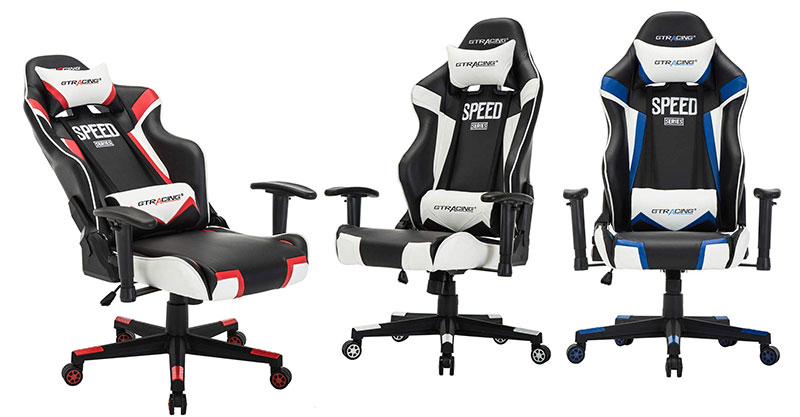 GTRacing GT991 gaming chairs