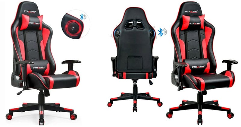 GT890M Music Series gaming chair