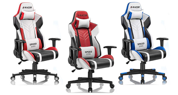 Homall 2019 upgraded gaming chair