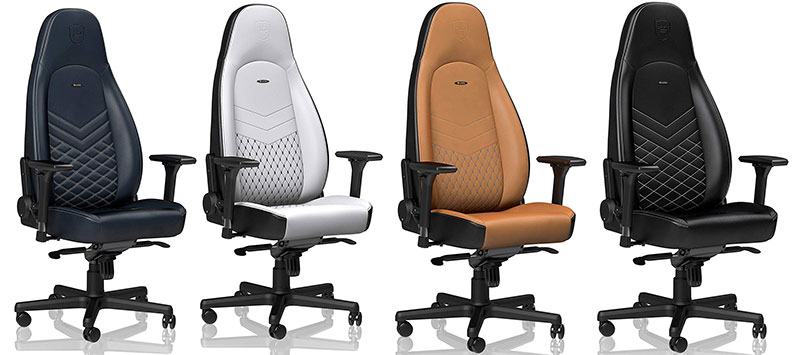 Noblechairs ICON models