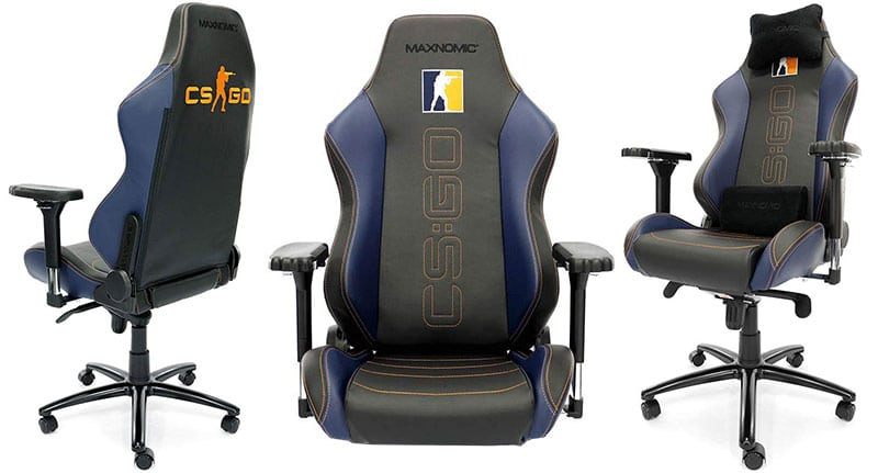 Maxnomic Pro CS:GO gaming chair