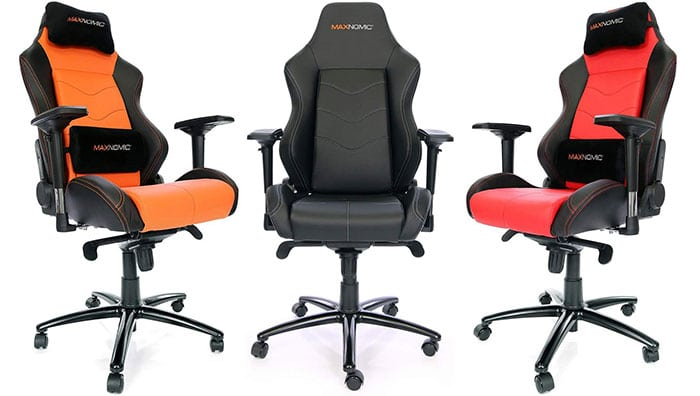 Maxnomic Dominator gaming chair