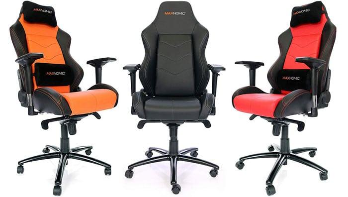 Maxnomic Dominator silla gamer