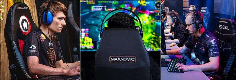 Maxnomic gaming chairs