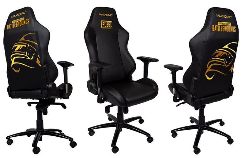 PUBG gaming chair