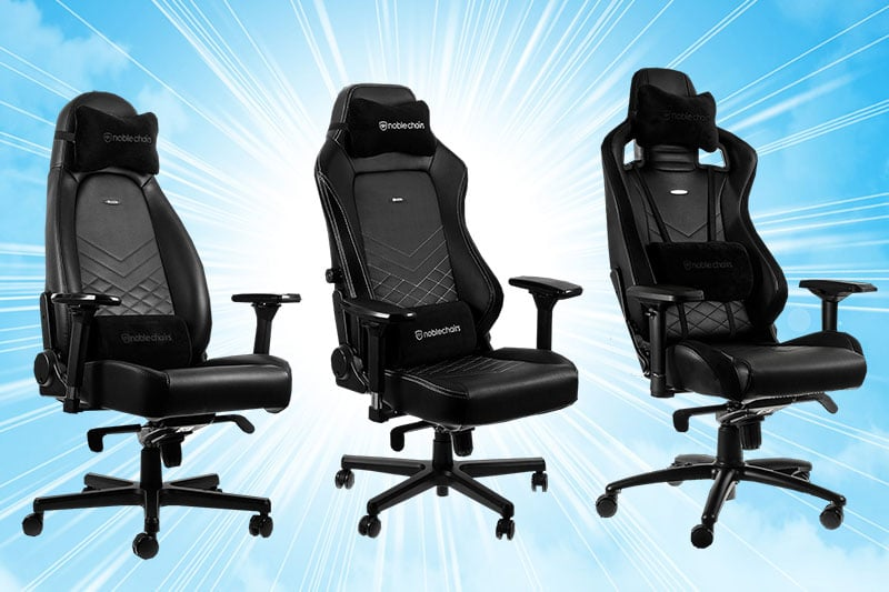 Noblechairs gaming chairs