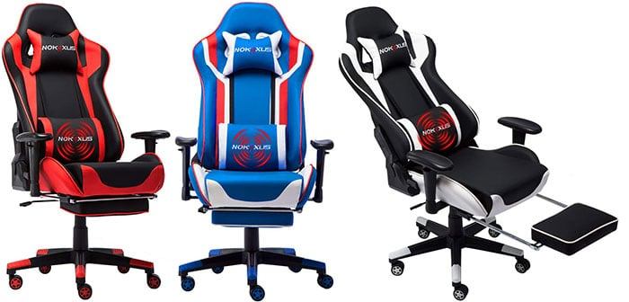 Nokaxus gaming chairs
