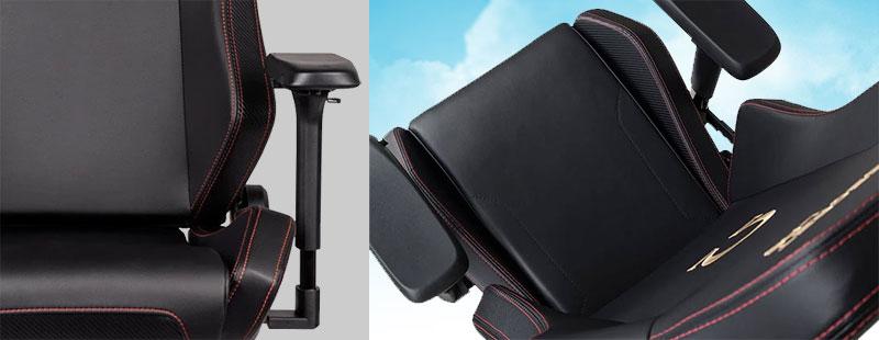 Secretlab seat padding