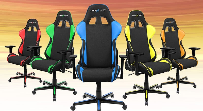 DXRacer Formula Series esports chair