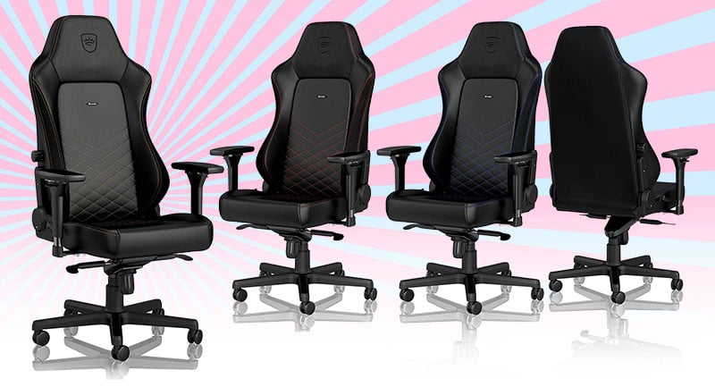 Noblechairs HERO esports gaming chair