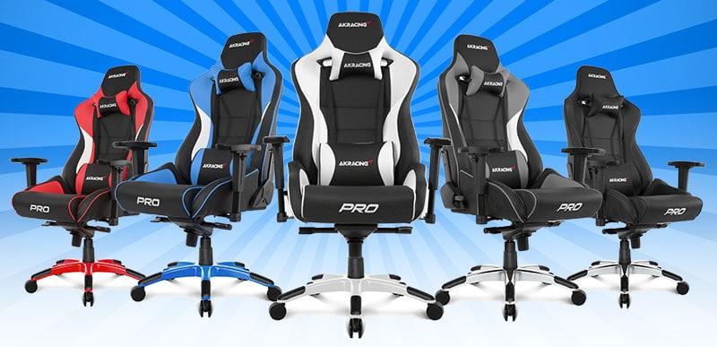 AKRacing Master Series Pro esports chair