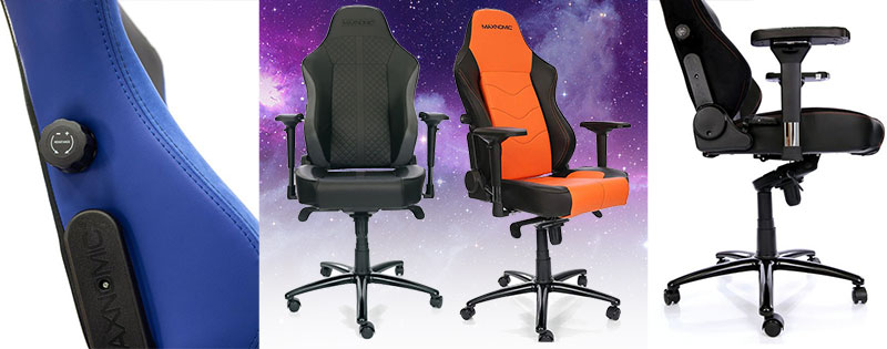 Maxnomic esports chairs
