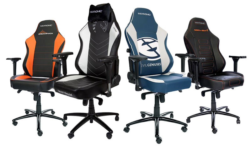 Maxnomic OFC chairs