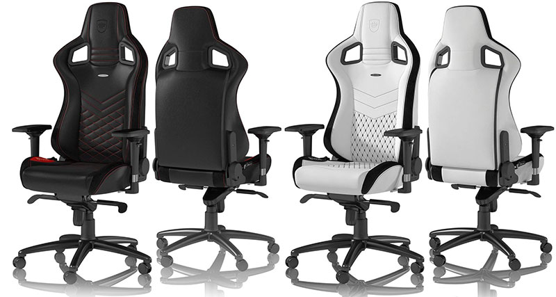 Noblechairs EPIC compact esports chairs