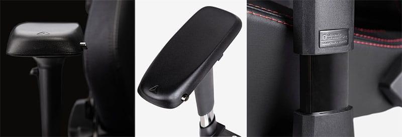 2020 Series Omega 4D armrests