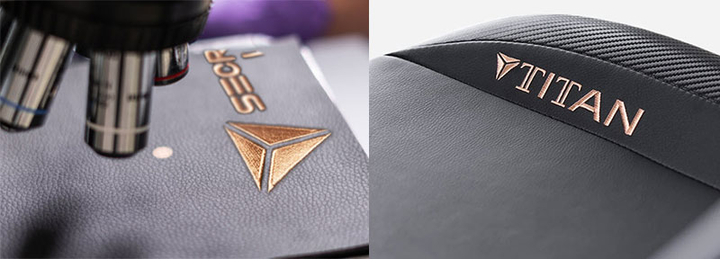Secretlab Titan Prime 2.0 PU leather