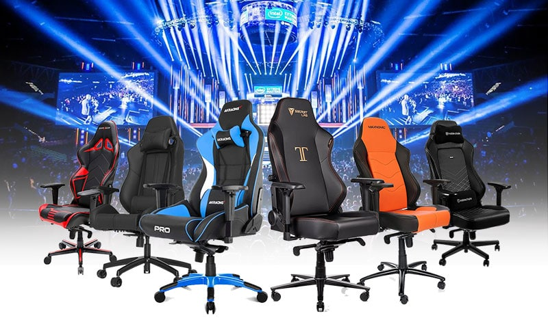 Pro esports gaming chairs