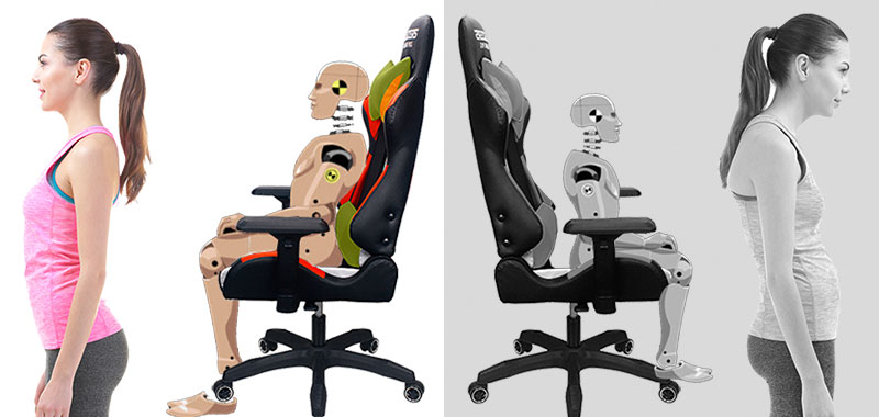 Choosing the right sized gaming chair