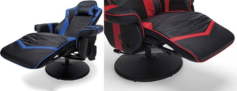 Respawn-900 gaming chair closeup