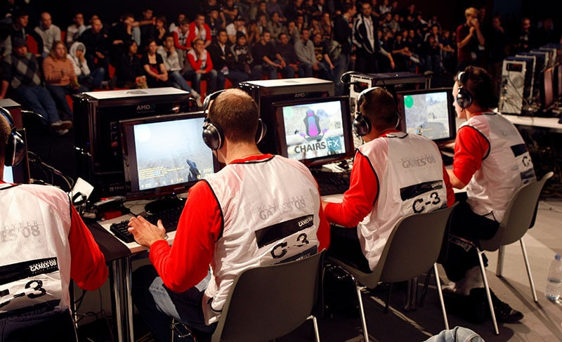 World Cyber Games 2008 in Cologne