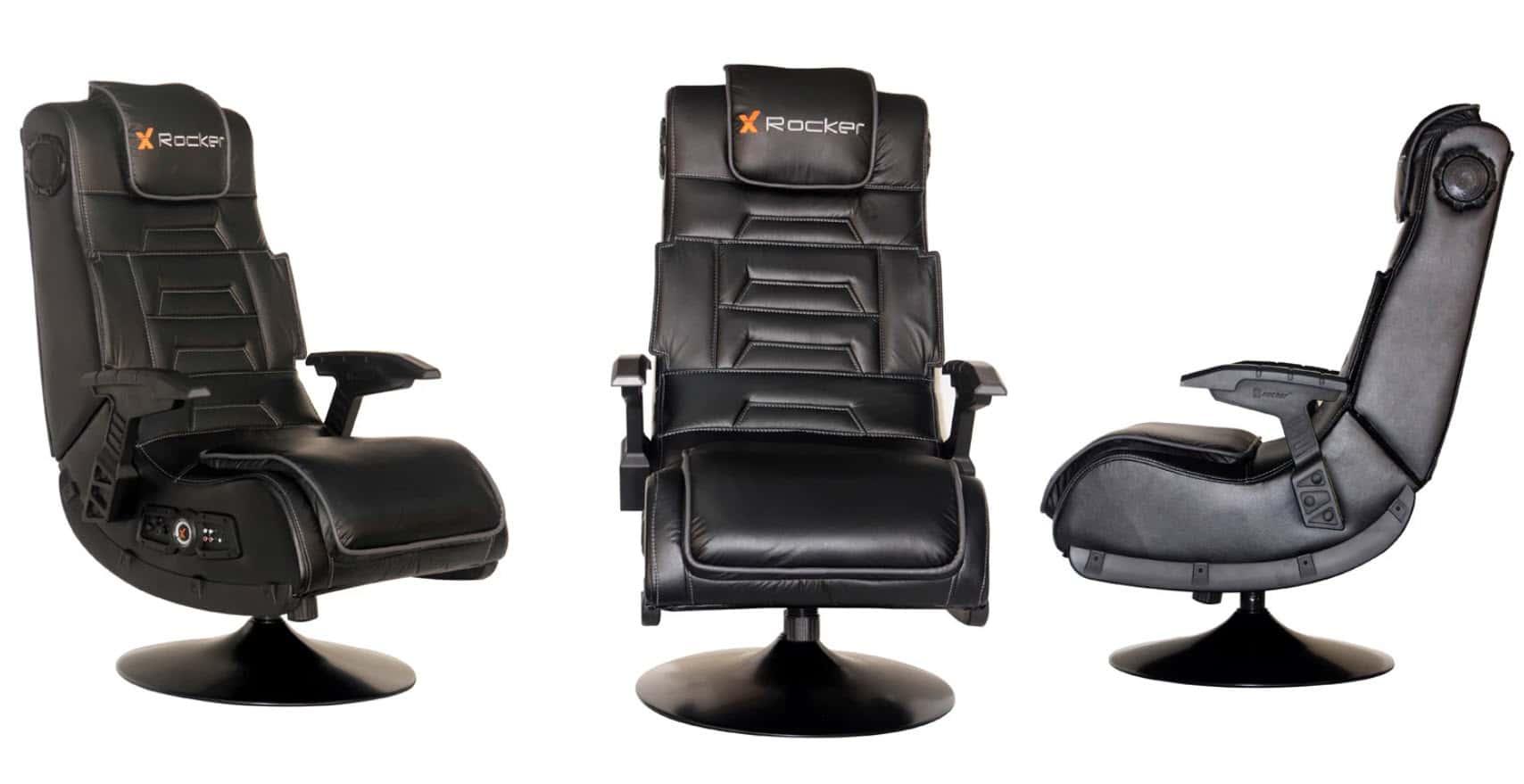 Xrocker 2.1 pedestal chair