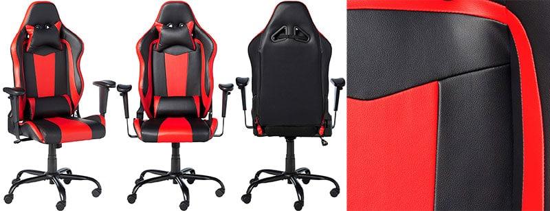 BestOffice big and tall gaming chair