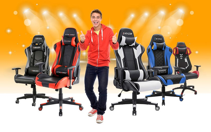 Best cheap PC gaming chairs