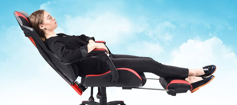 Best gaming chairs with footrests in 2020