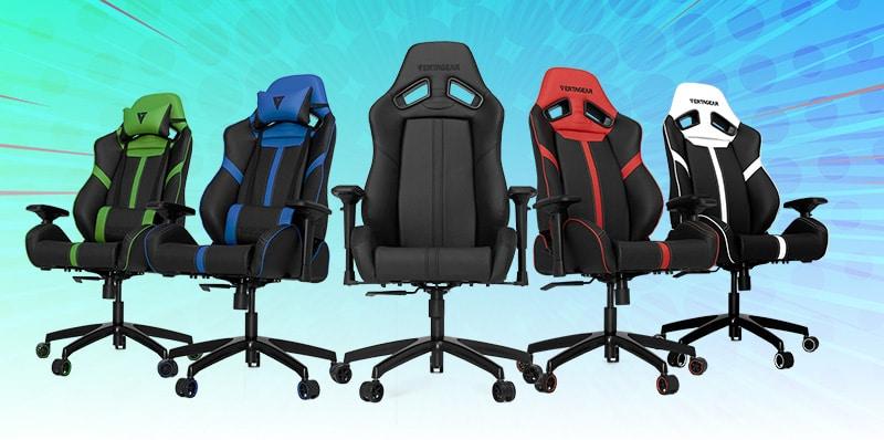 Vertagear SL5000 gaming chairs