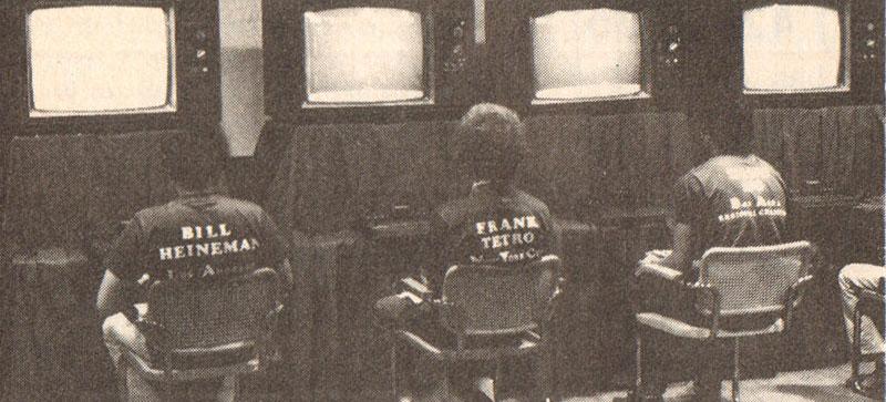 1980s gaming ergonomics