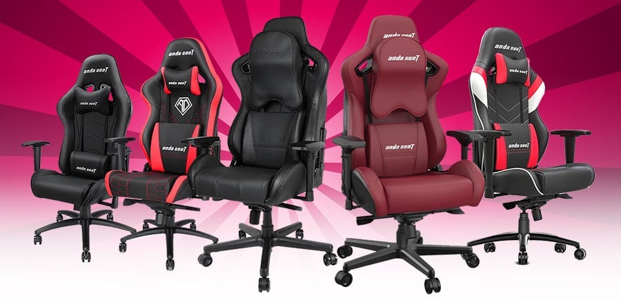 Anda Seat 2020 gaming chair review
